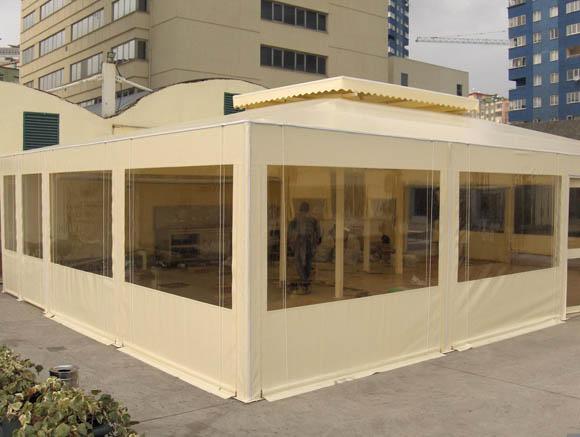 Europa branda ve tente stanbul gaziosmanpaa 72443 - Tipos de cerramientos exteriores ...